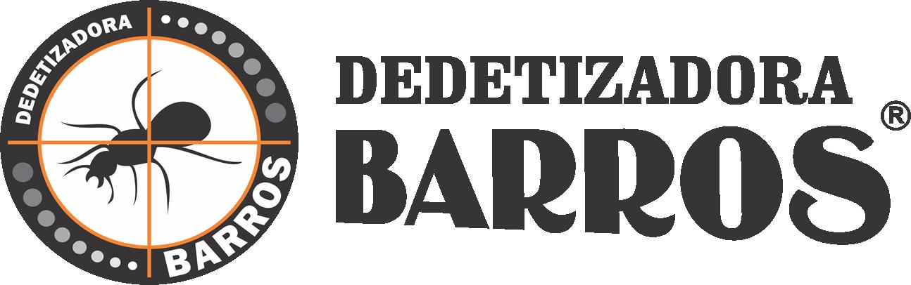 Logo Dedetizadora Barros
